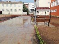 Öğrenciler talebini Körfez Belediyesi gerçekleştirdi
