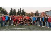 """Lefke Sömestre Cup U17"" şampiyonu Eskişehirspor oldu"