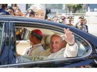 Papa Francis'ten Asya'ya ziyaret