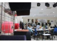 Uşak Üniversitesi 'Deri, Tekstil, Seramik' alanında sanayicinin tasarım kaynağı oldu