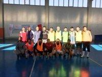 Hisarcık'ta 'Öğretmenler Günü' futsal turnuvası