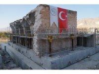 610 yıllık Er-Rızk Camii taşınmaya hazır