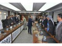 Şırnak'ta 15 Kıbrıs gazisine milli mücadele madalyası verildi