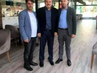 Genel başkandan Yenişehir'e ziyaret