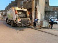 Cizre'de temizlik çalışmaları