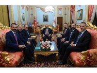 AK Parti Bilecik İl Başkanı Karabıyık'tan TBMM Başkanı Şentop'a ziyaret