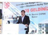 """AK Parti Genel Başkan Yardımcısı Yılmaz: """"Güçlü bir liderimiz var, istikrarlı bir hükümetimiz var"""""""