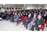 Erciş'te 'Kentsel Dönüşüm Alanı ve Gelişim Projesi' toplantısı