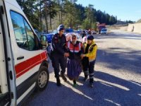 Boyabat'ta kaybolan 80'lik Ünzile nine bulundu