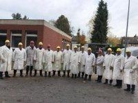 BEÜ, Maden Makinaları Kümelenme Çalışmaları için Almanya'da