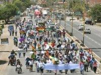Bolivya'da ölü sayısı 30'a yükseldi
