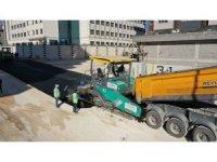 Gaziantep'te asfalt çalışmaları ivme kazandı