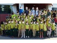 Mersinli Ahmet İlkokulu öğrencilerinden LÖSEV'e anlamlı destek