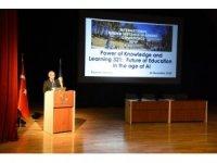 IODL 2019 Hindistan'ın Ambedkar Üniversitesi'nden Prof. Dr. Ramesh Sharma'yı ağırladı