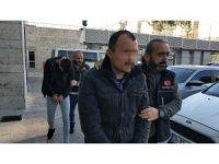 Samsun'a uyuşturucu hap getirirken yakalandılar