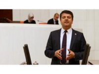 Milletvekili Tutdere, Adıyaman'ın sulama sorununu gündeme getirdi