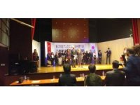 ÇOMÜ'lü öğrenciler 'Japonca Konuşma Yarışması'ndan derecelerle döndü