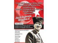 1220 kadın Atatürk portresi oluşturacak