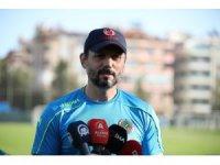 """Erol Bulut: """"Hedefimiz Göztepe maçından 3 puan almak"""""""