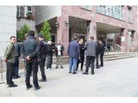 Rize Emniyet Müdürü Verdi'yi şehit eden polis memurunun yargılanması