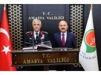 Jandarma Genel Komutanı Amasya'da