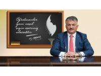 Vali Yazıcı'dan Öğretmenler günü mesajı