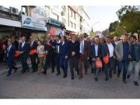 Gönen'de alışveriş festivali başladı