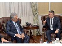 AK Parti Genel Başkan Yardımcısı Yazıcı'dan Vali Memiş'e ziyaret