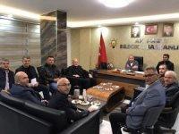 İl Başkanı Karabıyık, ilçe ve belde başkanlarıyla bir araya geldi