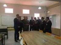 Ceyhan'da yeni nesil öğretmenler odası açıldı