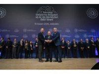 Dünyaya teknoloji üreten Standard Profil'e Ar-Ge ödülü