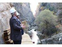 Devasa kanyonda 9 bin yıllık tarihin izleri