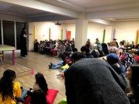 """Büyükşehir'den 'Çocuklar yazarlarla buluşuyor"""" etkinliği"""