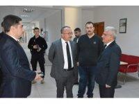 Vali Atik, kamu kurumlarını denetledi