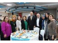 Tekkeköy'de Öğretmenler Günü etkinliği