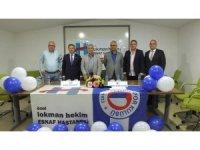 Fethiyespor'un forma sponsoru belli oldu