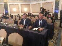 Başkan Keleş Katar İş Forumu toplantısına katıldı