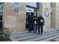 49 suç kaydı bulunan 4 hırsızlık şüphelisi tutuklandı