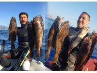 Sökeli balık adamlar milli takım aday kadrosunda