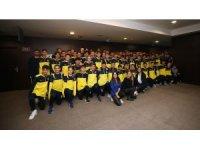 Fenerbahçeli sporcular, Sporda Şiddetsiz İletişim Eğitim Semineri'ne katıldı