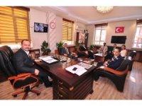 Başkan Kavaklıgil öğretmenleri ağırladı