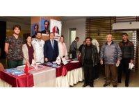 ESOGÜ'de KOAH bilgilendirme standı açıldı