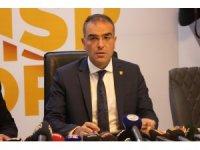 Kayserispor'da Başkan Berna Gözbaşı oldu