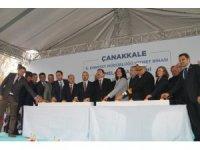 Çanakkale Emniyet Müdürlüğüne yeni hizmet binası