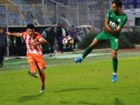 TFF 1. Lig: Adanaspor: 1 - Giresunspor: 1