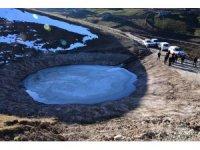Gümüşhane Valisi Taşbilek'ten Dipsiz Göl'ün son haliyle ilgili açıklama