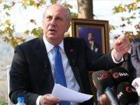Muharrem İnce'den Rahmi Turan ve Talat Atilla hakkında suç duyurusu