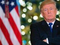 Trump'tan Macron'un NATO açıklamasına yanıt