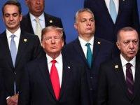 NATO zirvesinde aile fotoğrafı