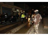 Adana'da bin polisle asayiş uygulaması